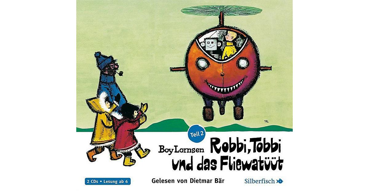 Robbi, Tobbi und das Fliewatüüt: Vom Nordpol bi...