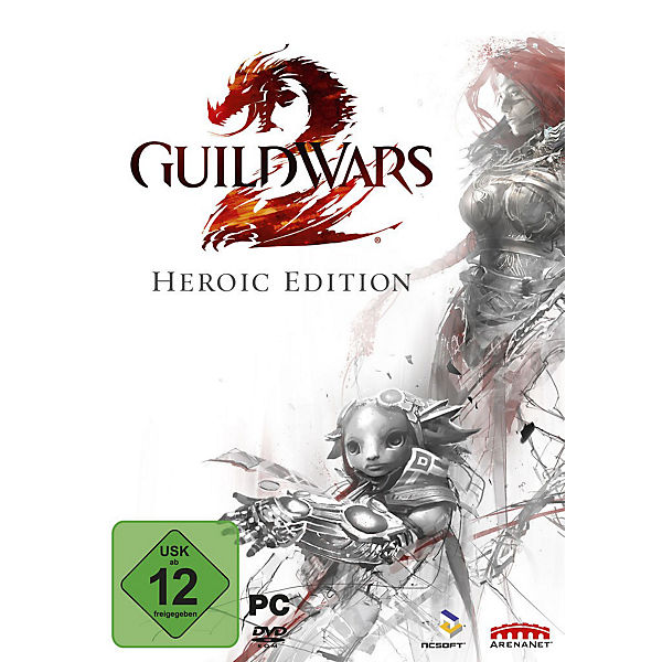PC Guild Wars 2 - Heroic Edition