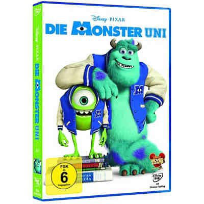 DVD Disney's - Die Monster Uni