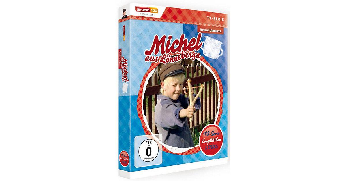 DVD Michel aus Lönneberga - TV-Serien Box Hörbuch