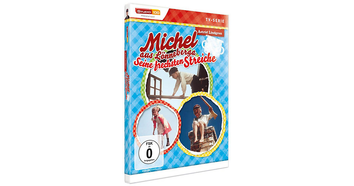 DVD Michel - Michels frechste Streiche