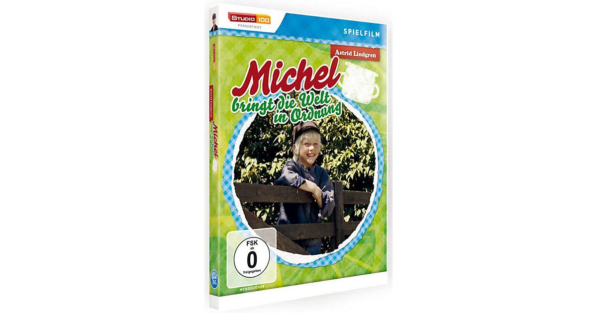 DVD Michel - bringt die Welt in Ordnung