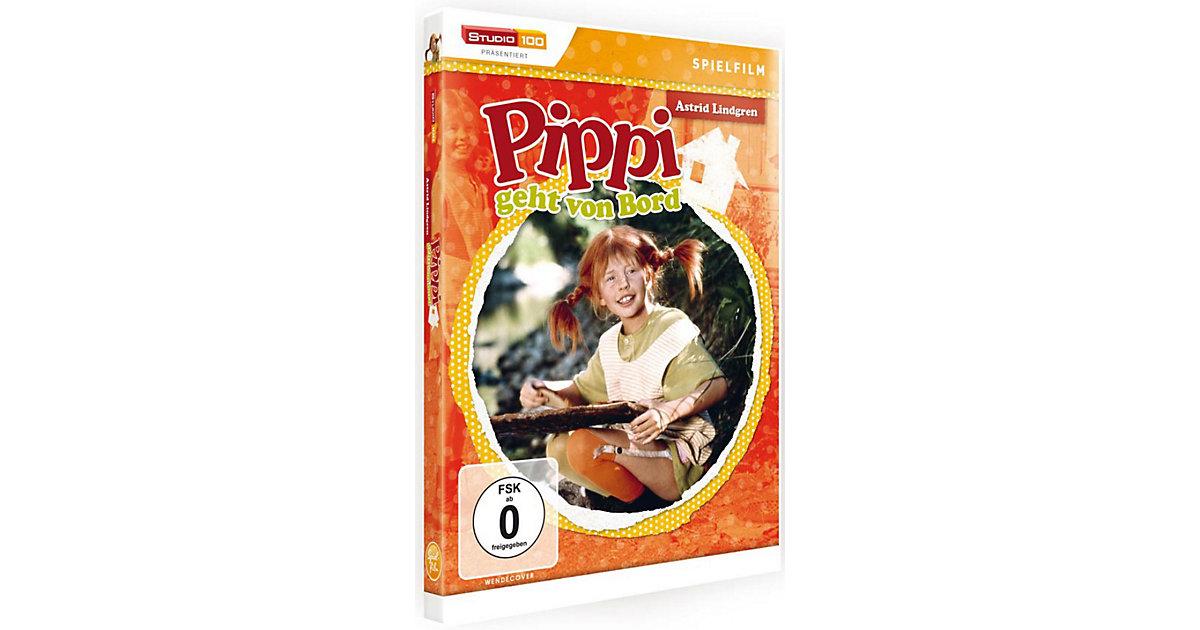 DVD Pippi Langstrumpf - Pippi geht von Bord Hörbuch