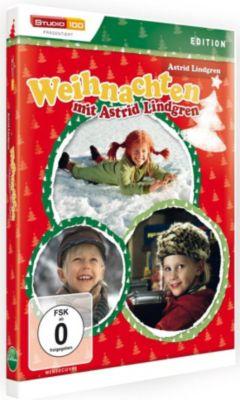 DVD Weihnachten mit Astrid Lindgren, Pippi Langstrumpf