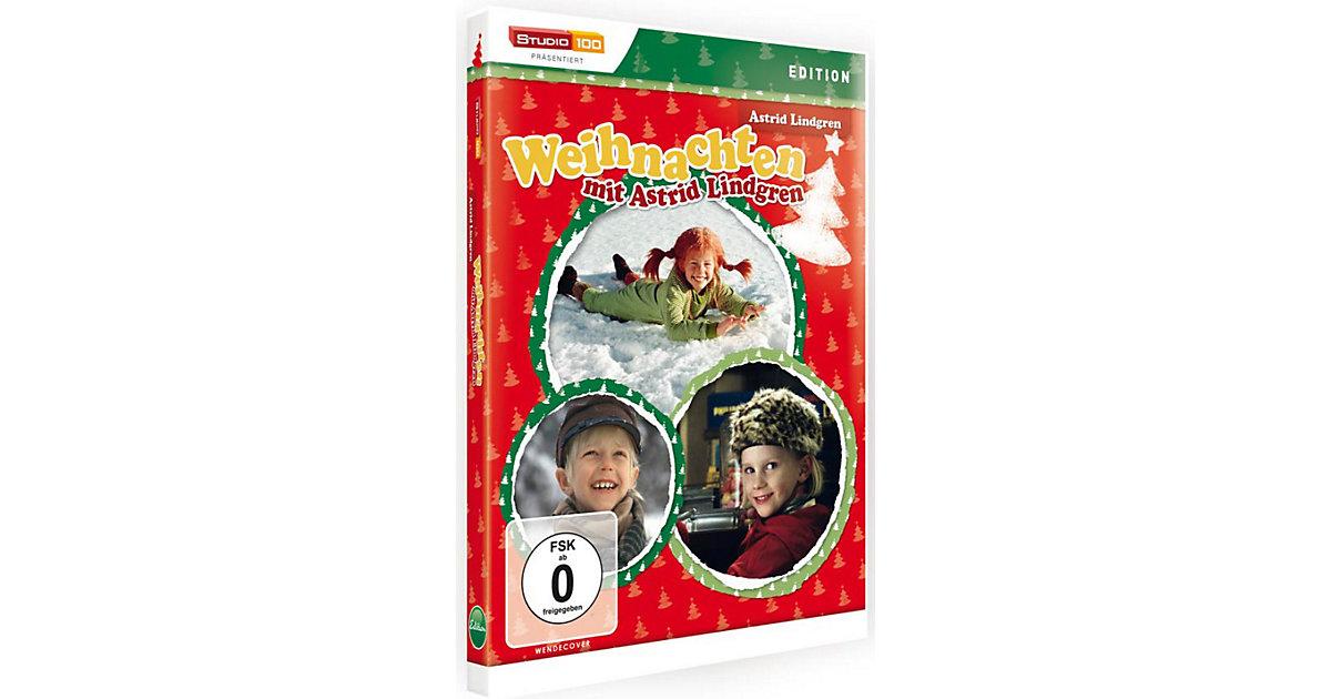 DVD Weihnachten mit Astrid Lindgren Hörbuch