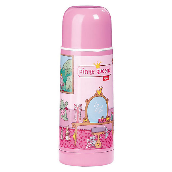 Isolierflasche  Pinky Queeny, 350 ml