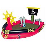 Игровой бассейн Bestway Пираты, с аксессуарами