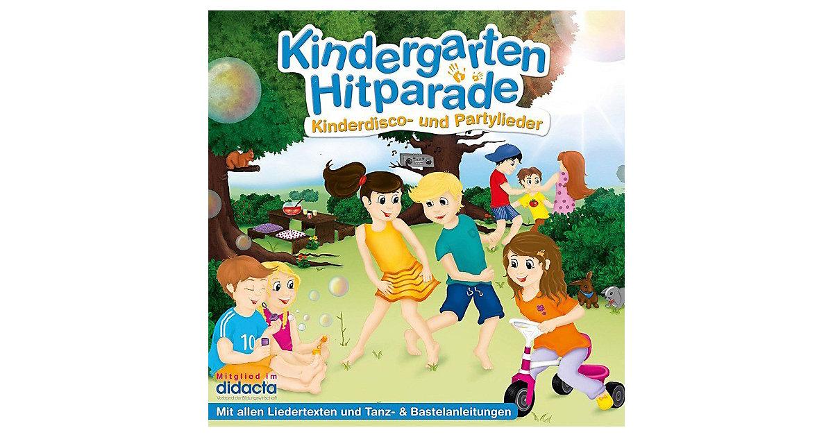 CD Kindergarten Hitparade: Kinderdisco und Part...