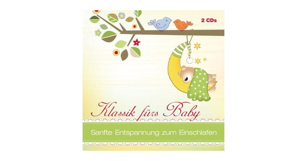 CD Klassik fürs Baby - Sanfte Entspannung zum E...