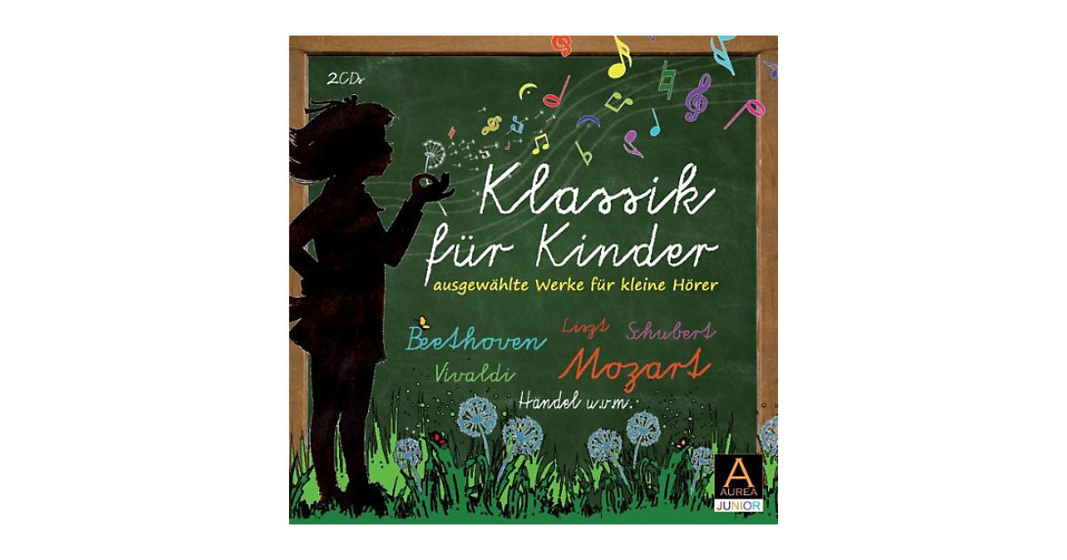CD Klassik Kinder (2 CDs) Kinder
