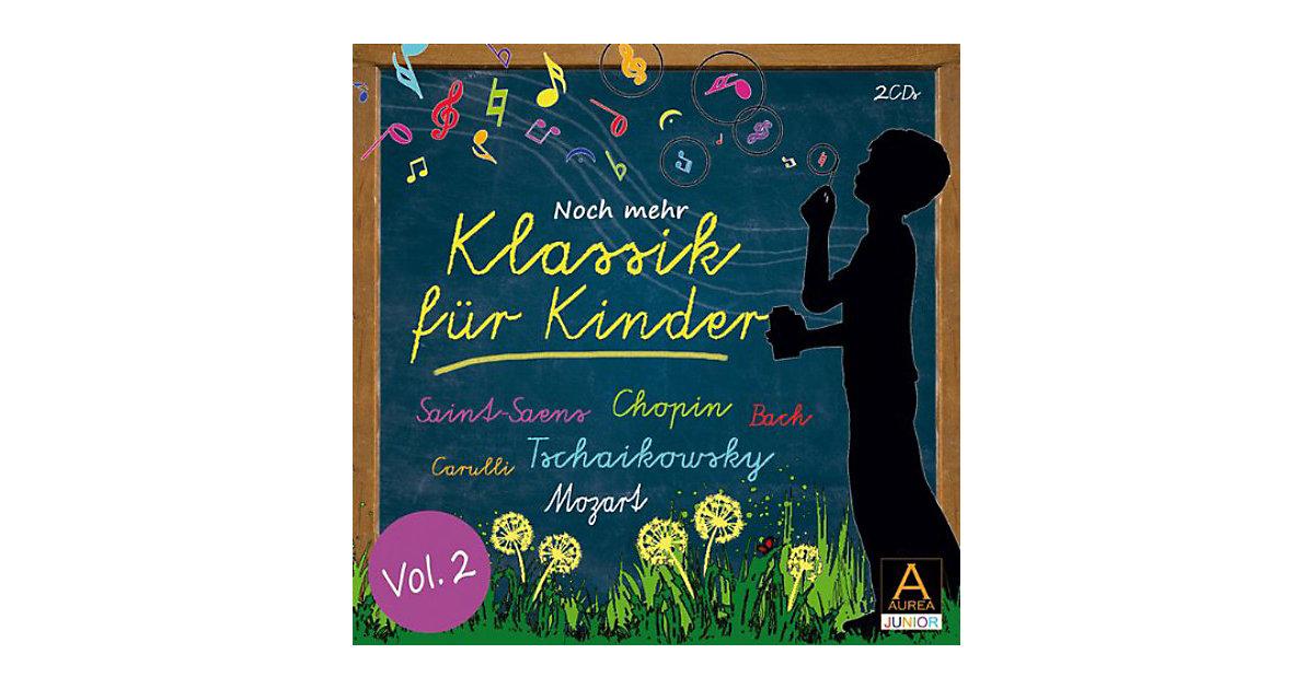 CD Klassik Kinder Vol. 2 (2 CDs) Kinder