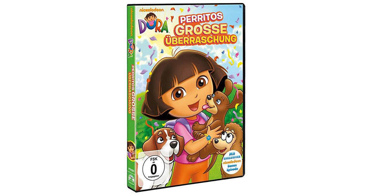 DVD Dora - Perritos große Überraschung