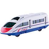 """Скоростной поезд Технопарк """"Сапсан"""", со светом и звуком"""