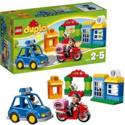 LEGO 10532 DUPLO: Polizeiverfolgung