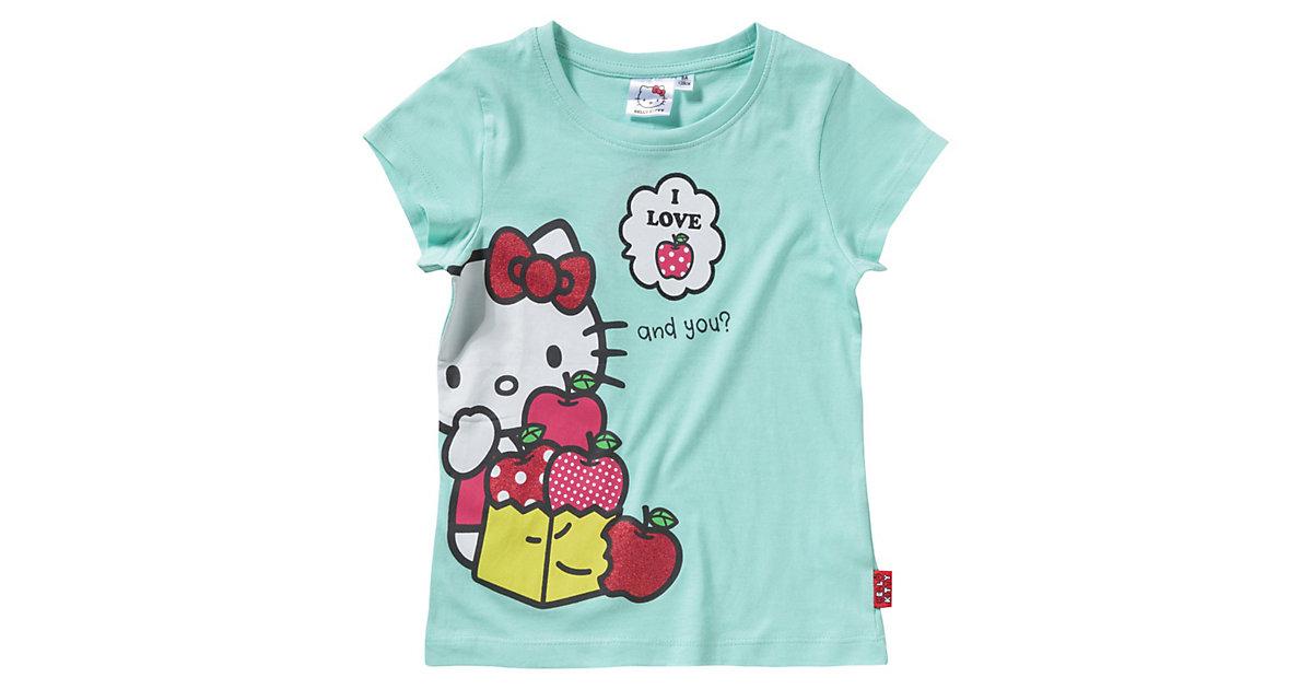 HELLO KITTY · HELLO KITTY T-Shirt Gr. 128 Mädchen Kinder
