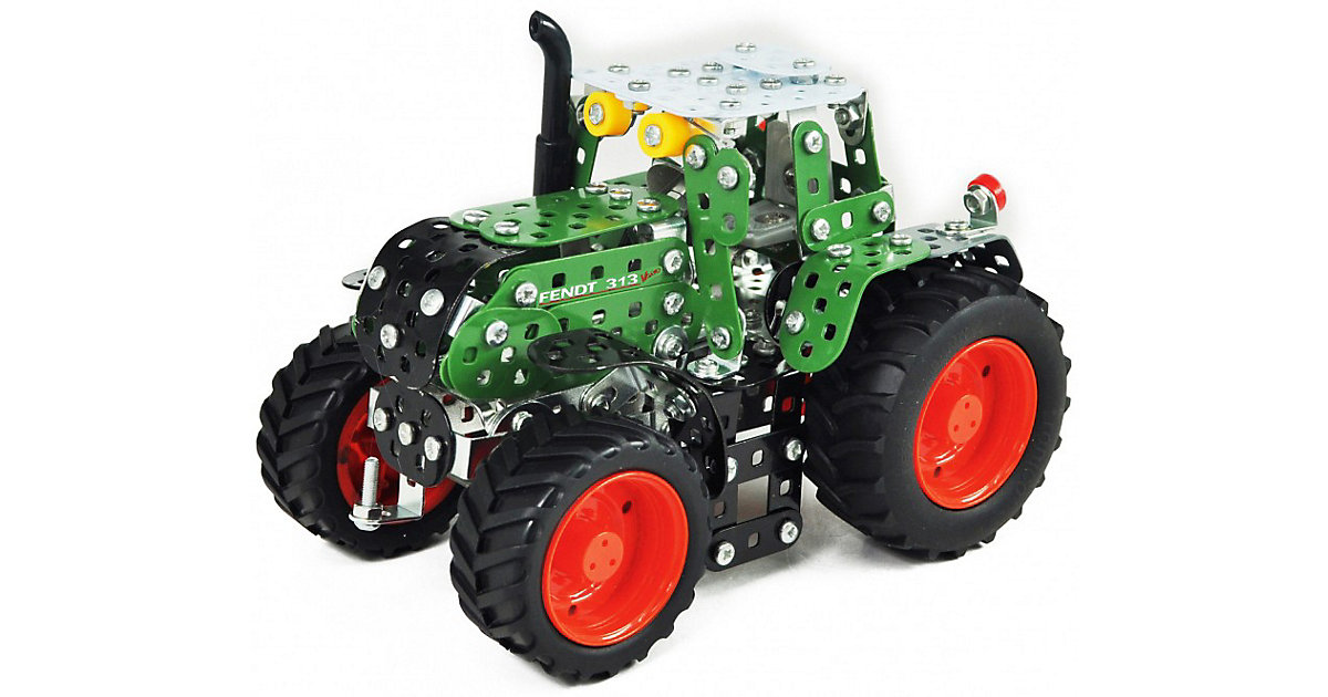 TRONICO Metallbaukasten Traktor, Fendt 313 VARI...