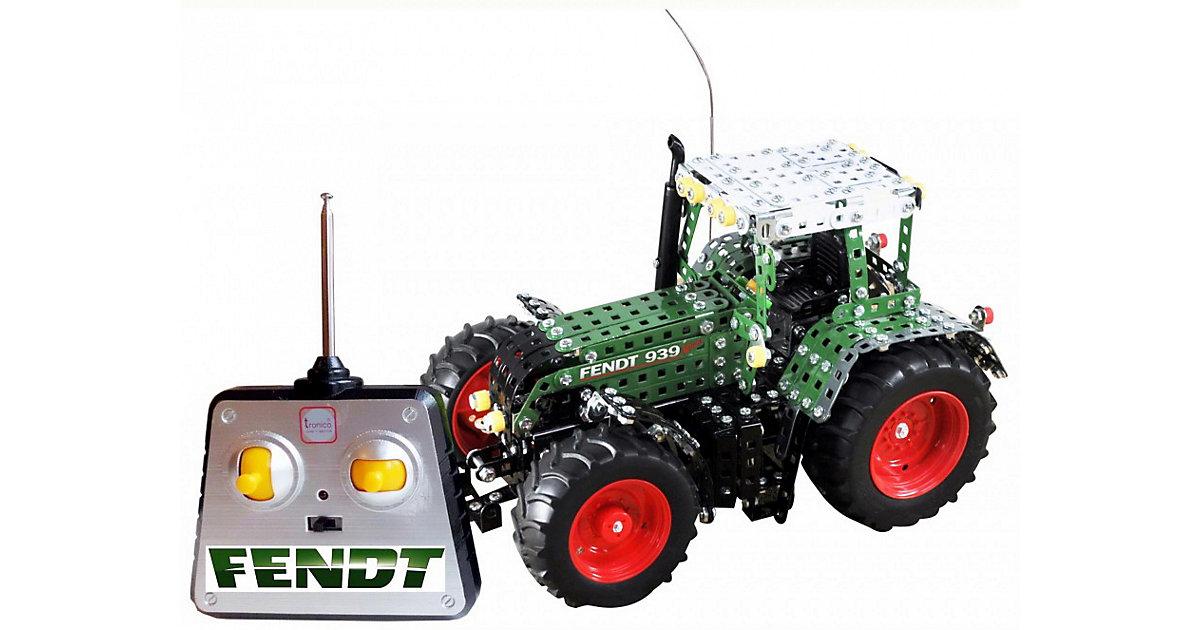 Metallbaukasten RC - Traktor FENDT 939 VARIO 1:16, 4-Kanal