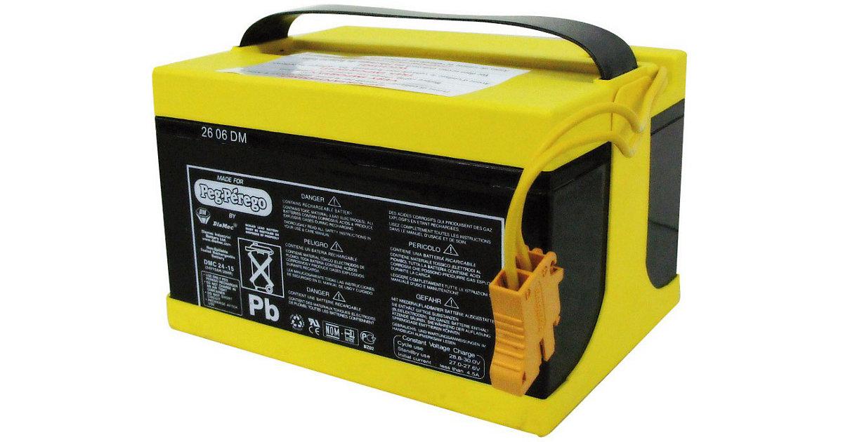 PEG PEREGO Ersatzbatterie IAKB0038 24V, 12Ah