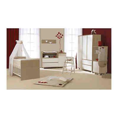 kinderbett genova hochglanz wei pinie 70 x 140 cm roba mytoys. Black Bedroom Furniture Sets. Home Design Ideas