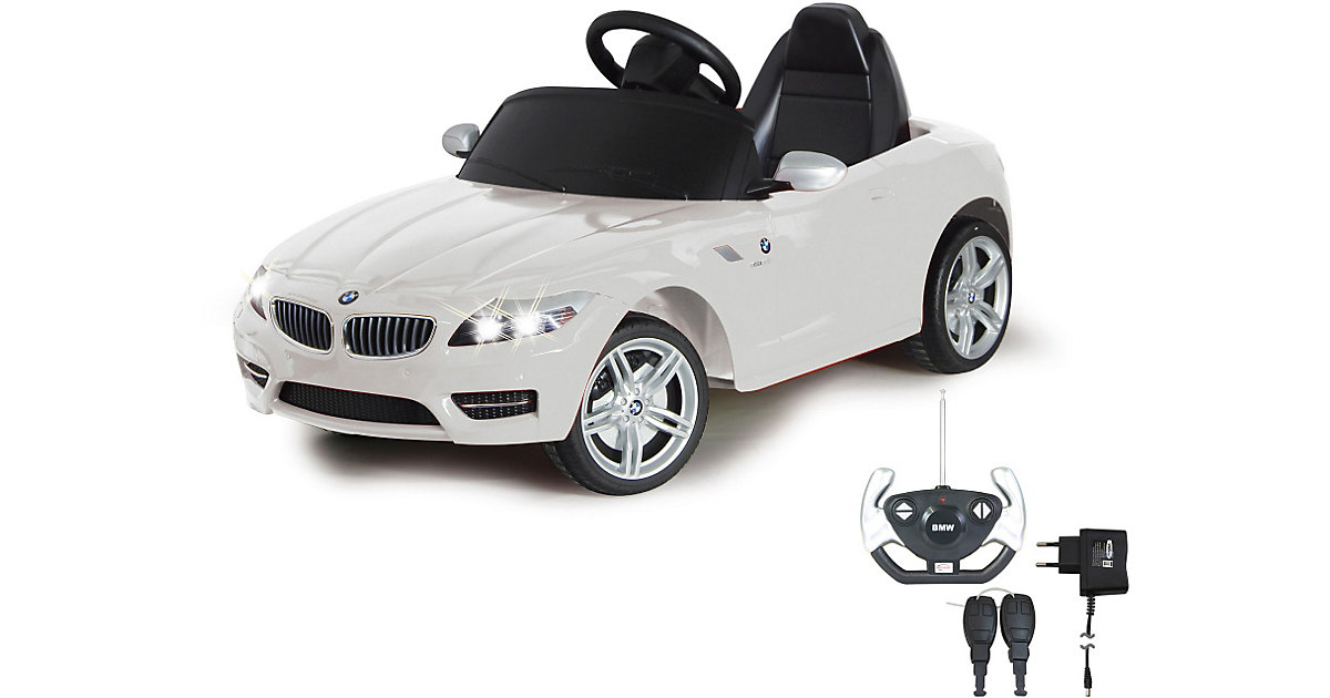 Jamara · Jamara - Ride-on BMW Z4 weiß 27Mhz