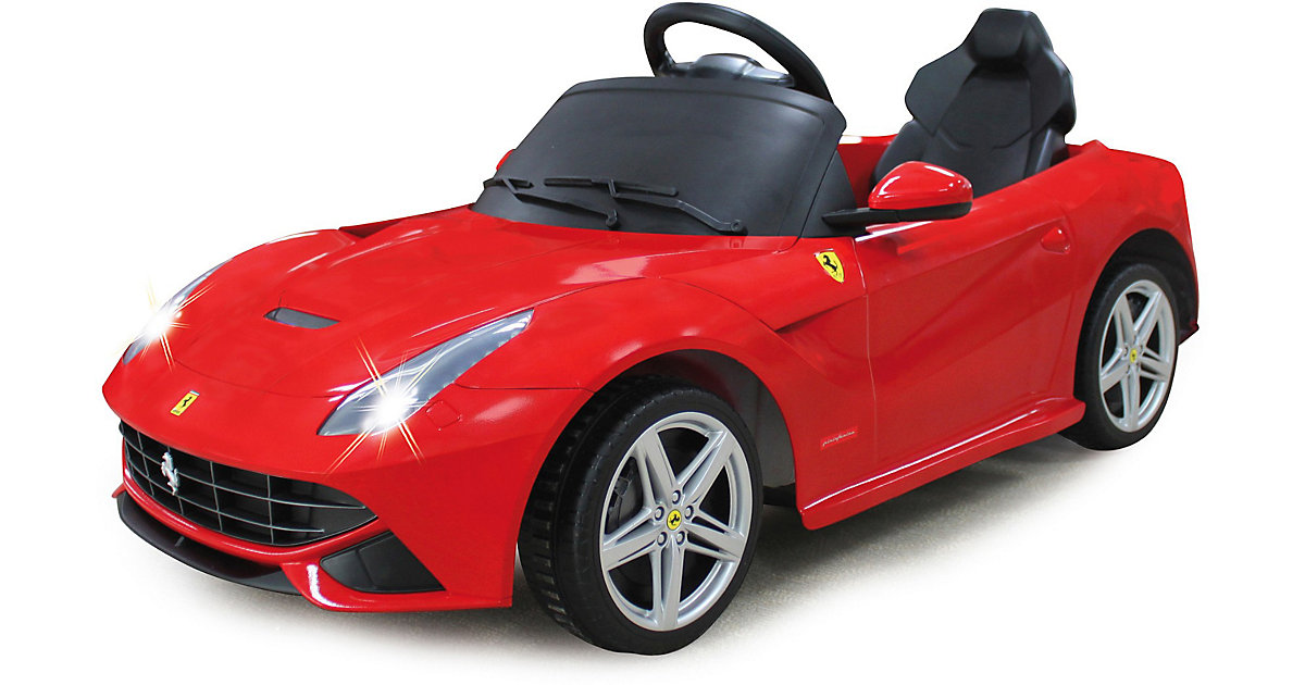Jamara · Jamara - Ride-on Ferrari F12 Berlinetta rot