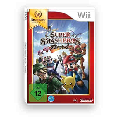 Wii Super Smash Bros. Brawl Selects