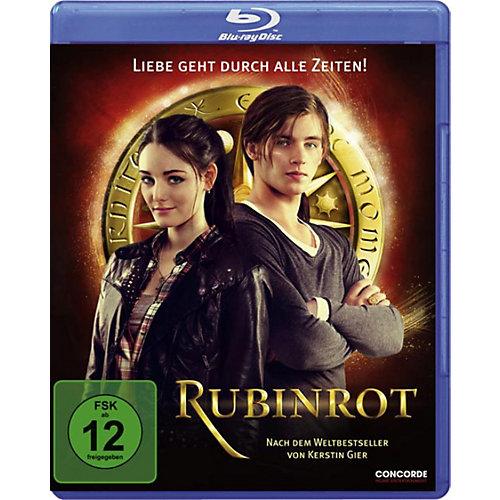 BLU-RAY Rubinrot