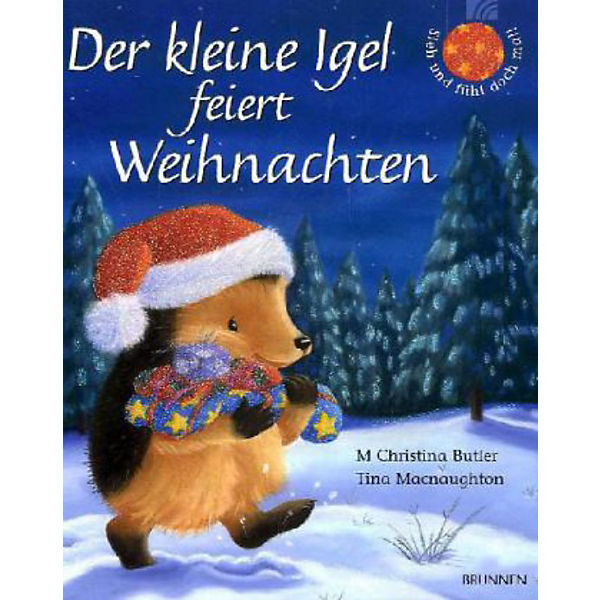 Der kleine igel feiert weihnachten m chr butler tina - Butlers weihnachten ...
