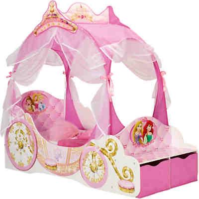 Kinderbett, Schlitten, Die Eiskönigin, inkl. Leisten, 90 x 190 cm, Disney  Die Eiskönigin