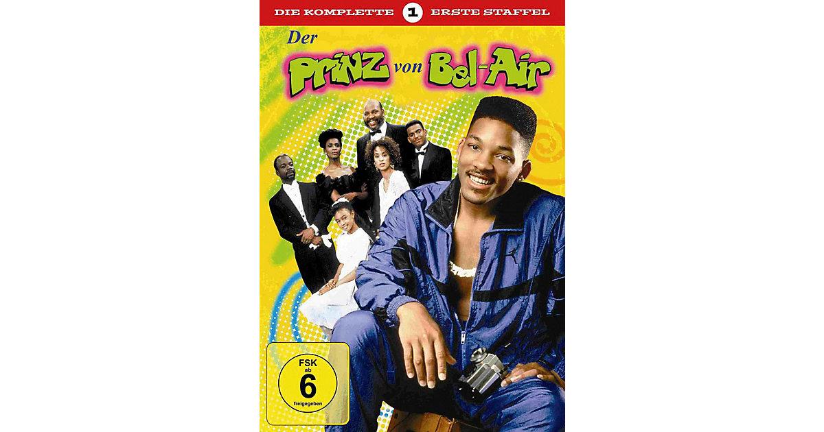 DVD Der Prinz von Bel-Air - Season 01