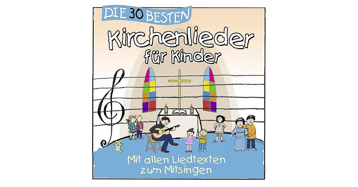 CD Die 30 besten Kirchenlieder Kinder Kinder
