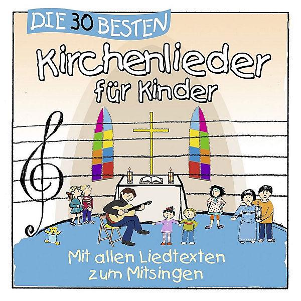 Cd Die 30 Besten Kirchenlieder Für Kinder Universal