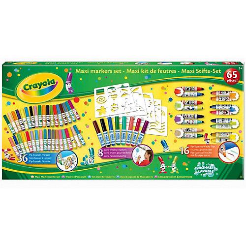 Гигантский набор фломастеров, Crayola от Crayola