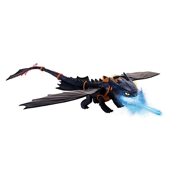 Dragons Nachtschatten Ohnezahn Deluxe 40 Cm Lang Dragons Mytoys
