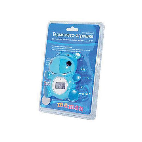 Термометр для воды Maman RT-17, бегемотик от MAMAN
