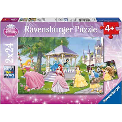 Disney Princess Zauberhafte Prinzessinnen 2 x 24