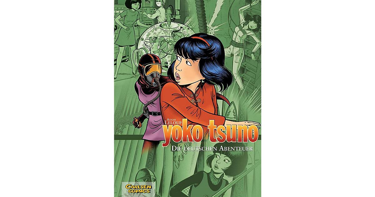 Carlsen · Yoko Tsuno, Die deutschen Abenteuer