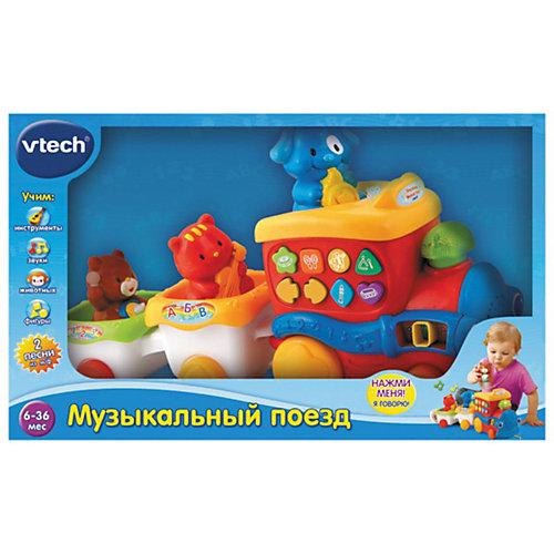 Музыкальный поезд, Vtech от Vtech