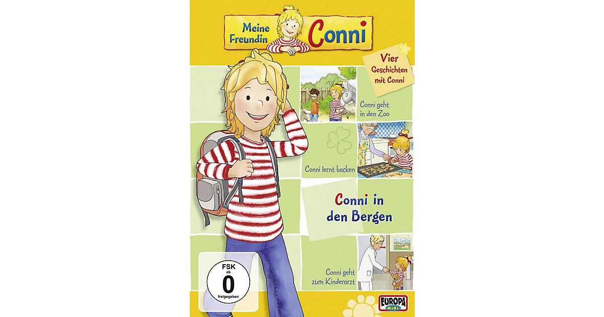 DVD Meine Freundin CONNI 06 - Conni in den Bergen Hörbuch