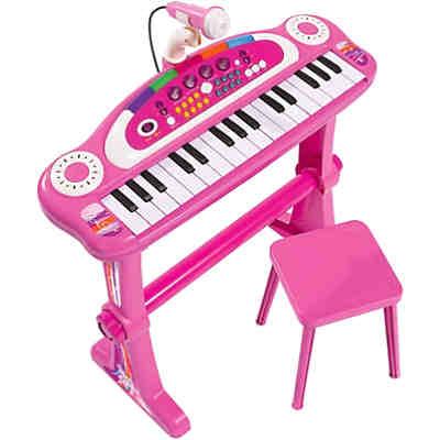 tasteninstrumente keyboards f r kinder mytoys. Black Bedroom Furniture Sets. Home Design Ideas
