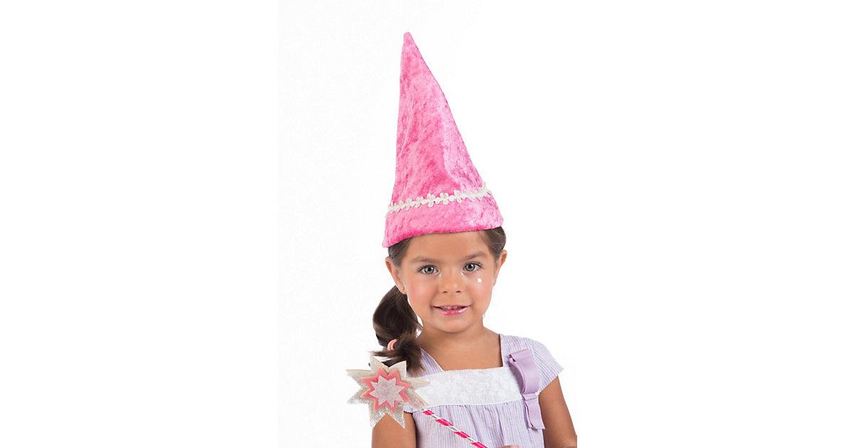 Mütze Fee rosa Mädchen Kleinkinder