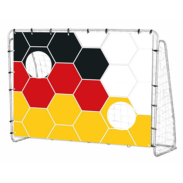 DFB Fußballtor mit herausnehmbarer Torwand 213 x 152 cm