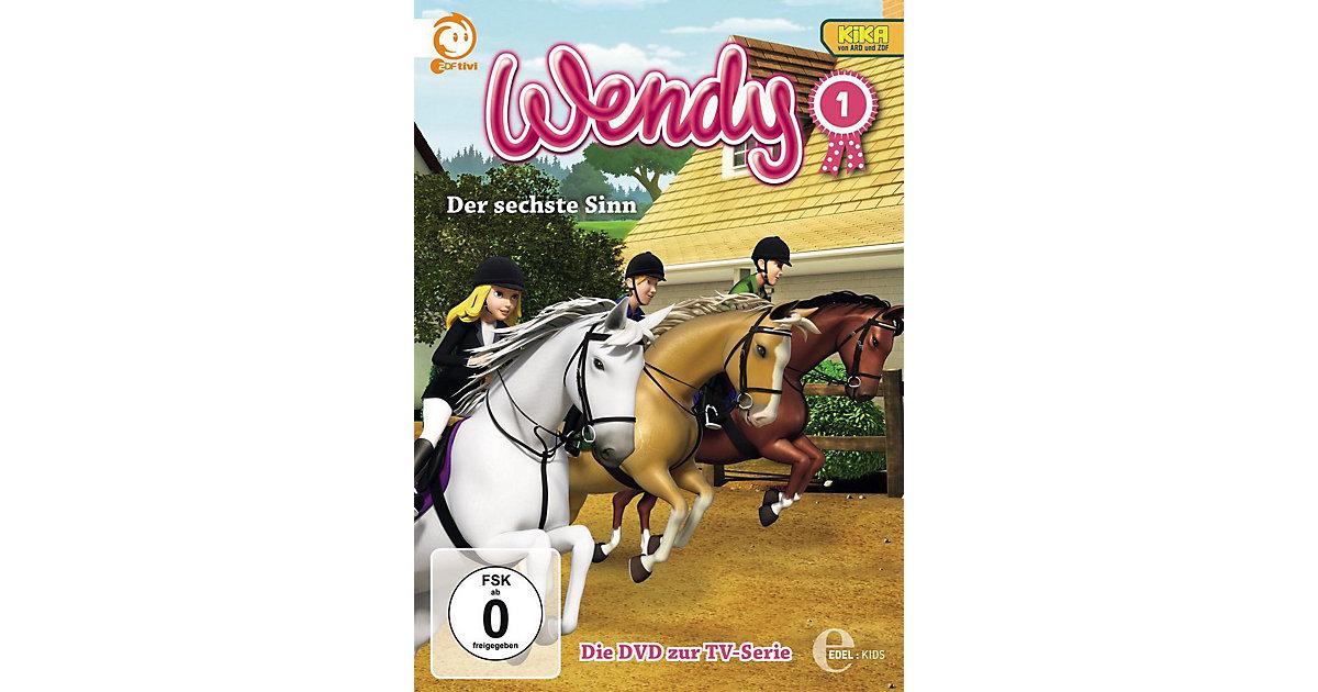 DVD Wendy 01 - Der Sechste Sinn