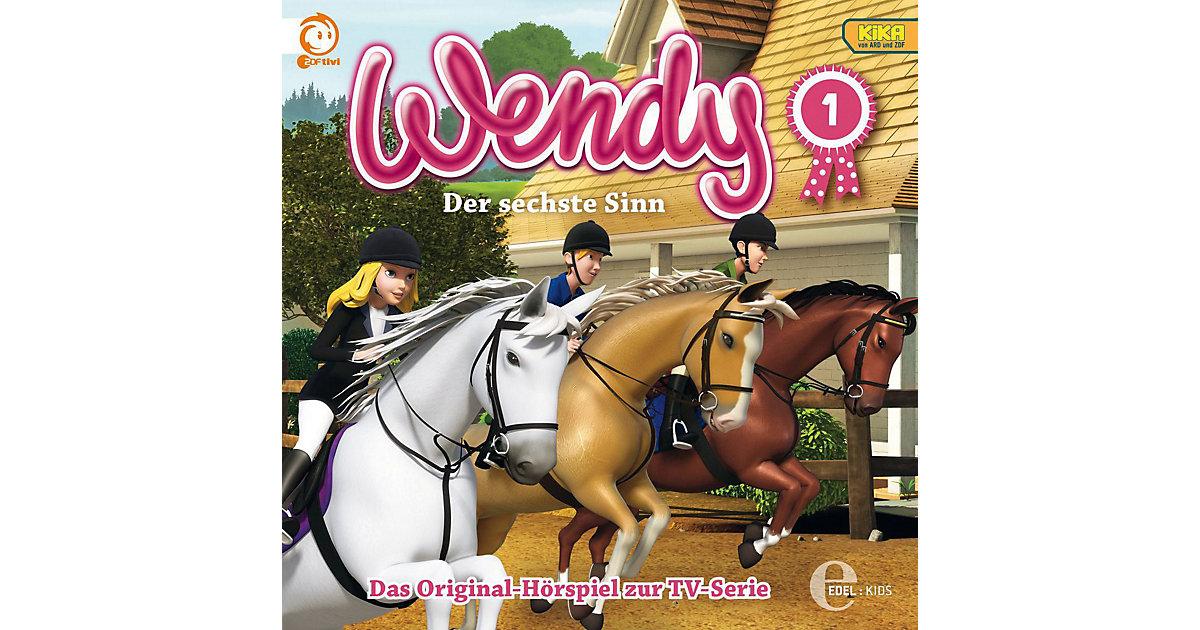 CD Wendy-(1)Original Hörspiel z.TV-Serie-Der Sechste