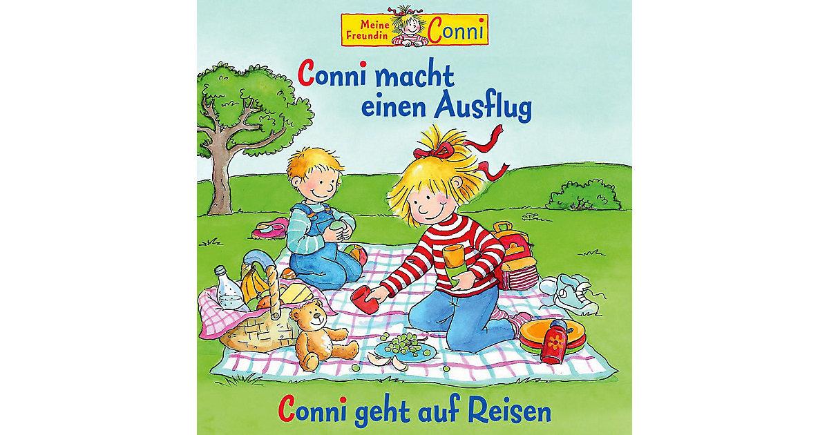 CD Conni-38: Conni Macht Einen Ausflug/Geht Auf Reise Hörbuch
