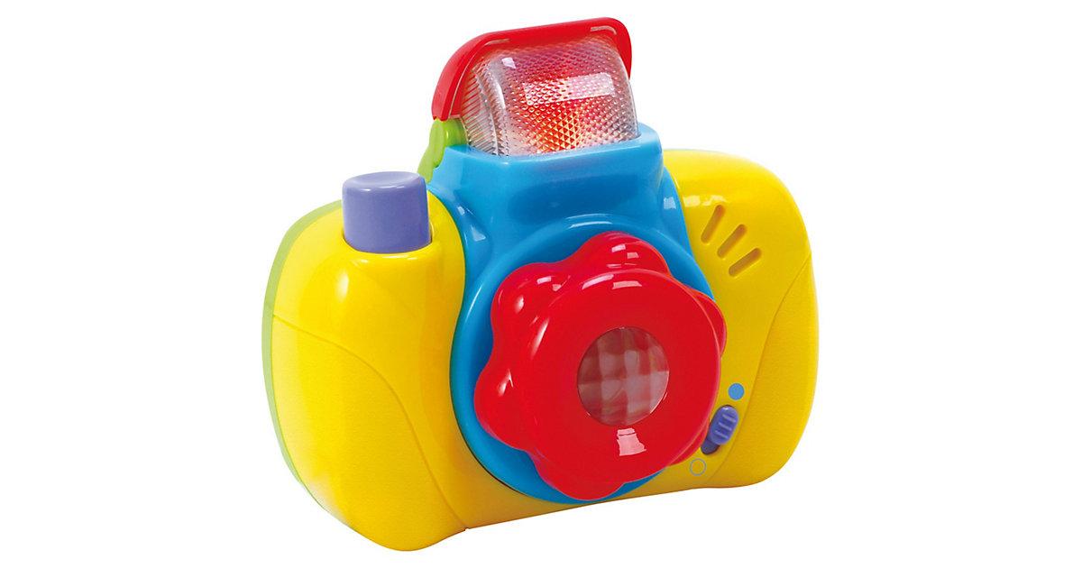 Babykamera mit Licht & Sound