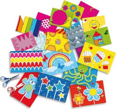Lernspielzeug Kinder Lernen Schere Schneiden Bigbox Mit Schnittvorlagen Inkl 2 Scheren