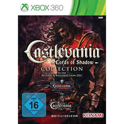 XBOX360 Castlevania: LoS Game of the Year Edition