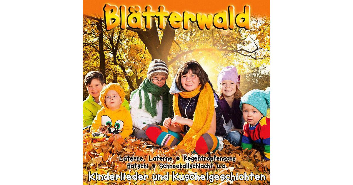 CD Blätterwald - Kinderlieder und Kuschelgeschi...