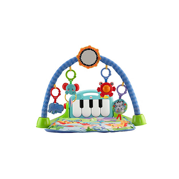 Fisher-Price - Rainforest Piano-Gym Spieldecke